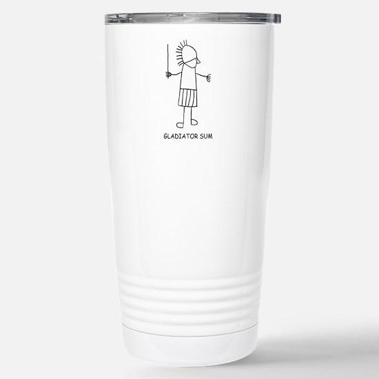 Gladiator Sum Stainless Steel Travel Mug