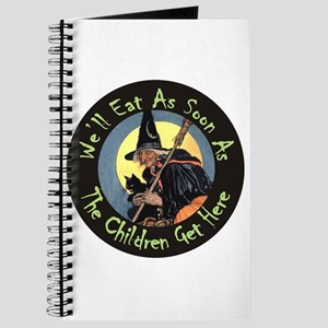 WE'LL EAT WHEN THE CHILDREN G Journal