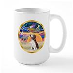 XmasStar/Beagle 2 Large Mug