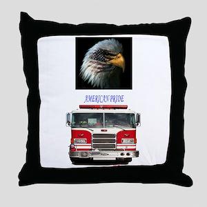 AMERICAN PRIDE Throw Pillow