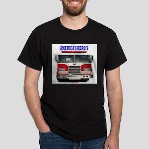 AMERICA'S HERO'S Dark T-Shirt