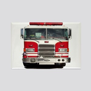 PIERCE FIRE TRUCK Rectangle Magnet