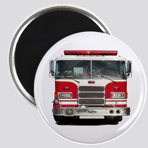 PIERCE FIRE TRUCK Magnet