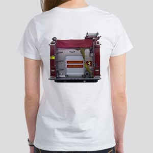 PIERCE FIRE TRUCK Women's T-Shirt