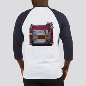 PIERCE FIRE TRUCK Baseball Jersey