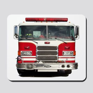 PIERCE FIRE TRUCK Mousepad