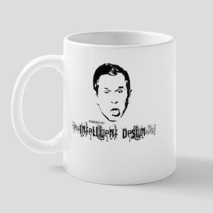 Powered By Intelligent Design Mug