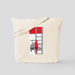 Film Movie Geek Tote Bag