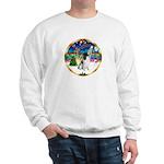 XmasMusic 3/Eng Springer 8 Sweatshirt
