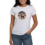 XmasStar/Schnauzer G Women's T-Shirt