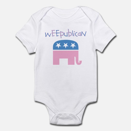 Weepublican Infant Bodysuit