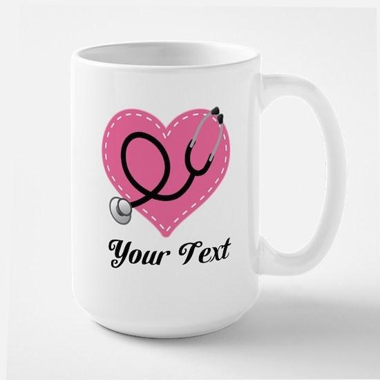 Personalized Nurse Doctor Gift Mugs