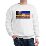 NEW WORLD FLAG ? Sweatshirt