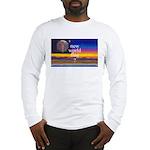 NEW WORLD FLAG ? Long Sleeve T-Shirt