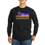 NEW WORLD FLAG ? Long Sleeve Dark T-Shirt