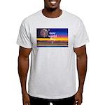 NEW WORLD FLAG ? Light T-Shirt