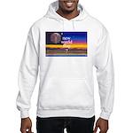 NEW WORLD FLAG ? Hooded Sweatshirt