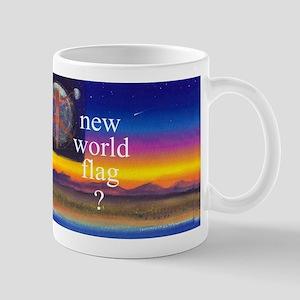 NEW WORLD FLAG ? Mug