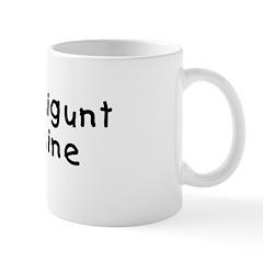 Intelligunt Desine Mug