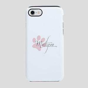 Maltipoo iPhone 8/7 Tough Case