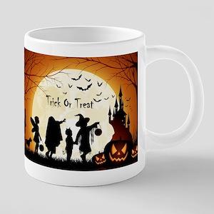 Halloween Trick Or Treat Kids Mugs