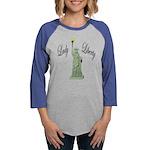 Statue of Liberty Lady Liberty Long Sleeve T-Shirt