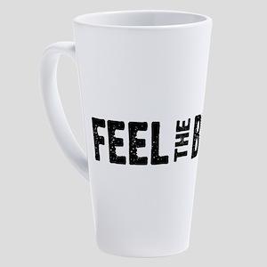 Bernie Sanders President 17 oz Latte Mug
