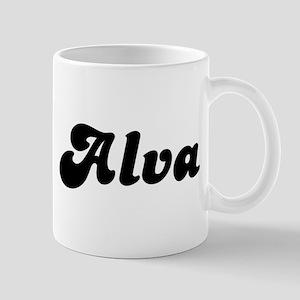 Mrs. Alva Mug