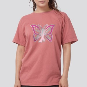 BREAST CANCER BUTTERFLY T-Shirt