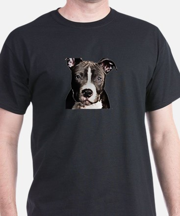 Cartoon Pit Pup T-Shirt