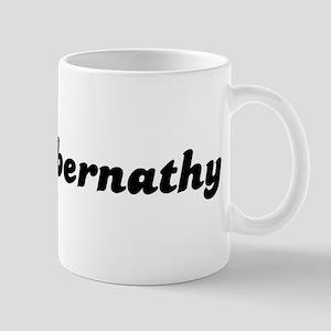 Mrs. Abernathy Mug