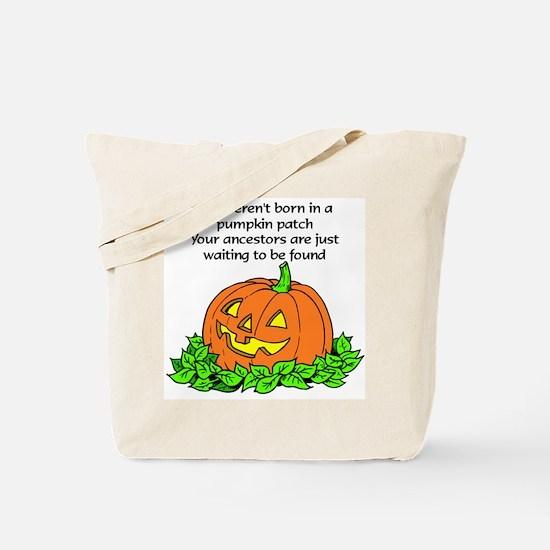 Genealogy Halloween<br> Tote Bag