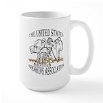 USBA Large Mug