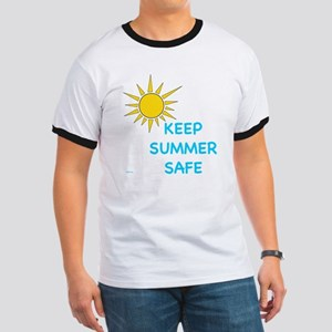 """Keep Summer Safe"" *SPINE SEVERI T-Shirt"