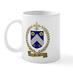 MERCIER Family Crest Mug