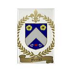 MERCIER Family Crest Rectangle Magnet (100 pack)