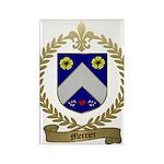 MERCIER Family Crest Rectangle Magnet (10 pack)