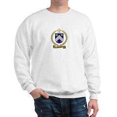 MERCIER Family Crest Sweatshirt
