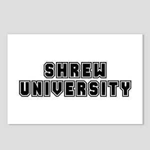 University Postcards (Package of 8)