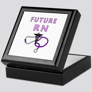 Nurse Future RN Keepsake Box