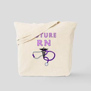 Nurse Future RN Tote Bag