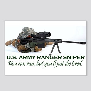 ARMY RANGER SNIPER Postcards (Package of 8)