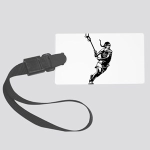 LAX Girl Luggage Tag