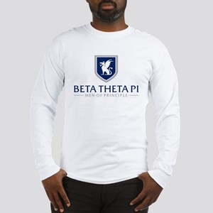 Beta Theta Pi Men of Principle Long Sleeve T-Shirt