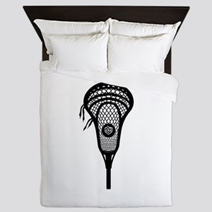 LAX Head Queen Duvet