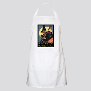 WITCH - WE'LL EAT BBQ Apron