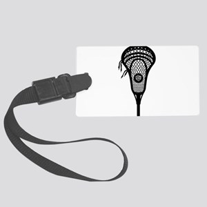 LAX Head Luggage Tag