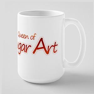 queen of augar art Mugs