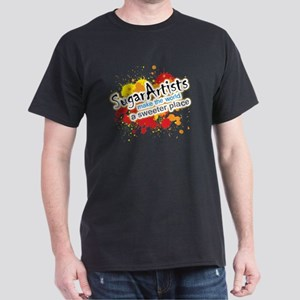 Sugar Artists Make the World a Sweeter Pla T-Shirt