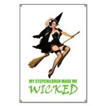 MY STEPCHILDREN MADE ME WICKED Banner
